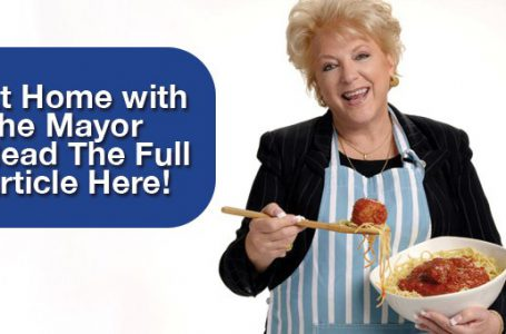 At Home with Mayor Carolyn Goodman