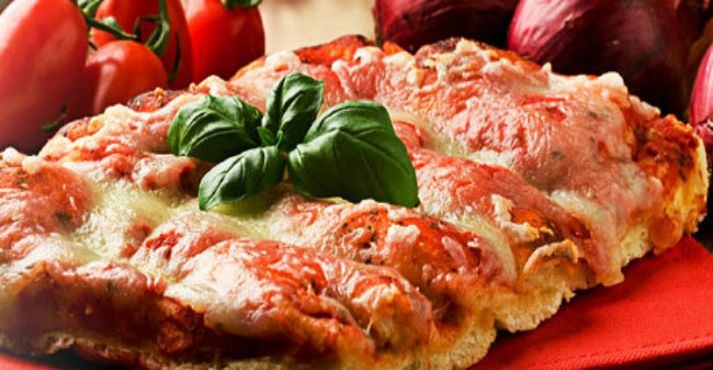 The Pizza Man:  Russo's Pizza Kitchen by Jenn Zenn