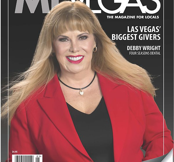 Debby Wright Las Vegas Biggest Givers