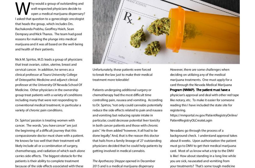 Ask a Top Doc: Why Medical Marijuana for Cancer Treatments