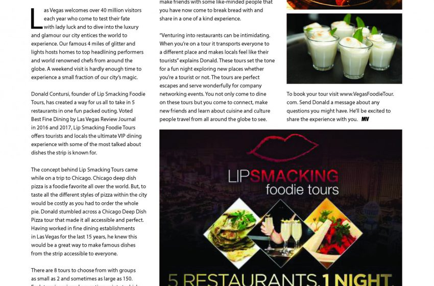Tasting Adventure with Lip Smacking Foodie Tours