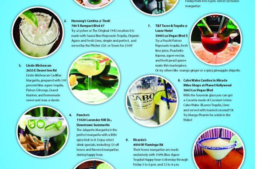 Best Margaritas in Vegas
