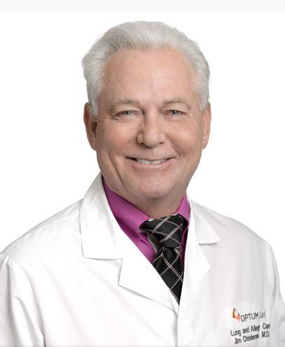 Dr. Jim Christensen MD – Optum Care Allergist Immunologist