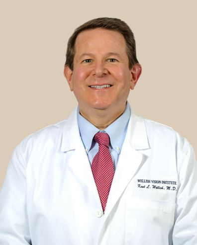 Dr. Kent Wellish – Wellish Vision Institute Laser & Surgery Center