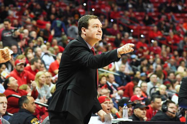 Former Player Turns Head Coach at UNLV