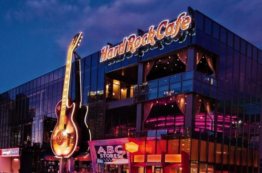 Celebrate International Women's Day with Hard Rock Cafe's Women Who Rock