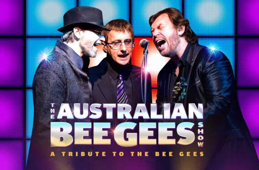 Australian Bee Gees Return Monday!