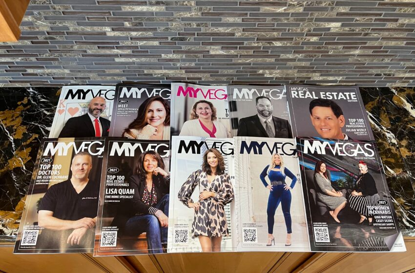 Hot off the Press! New Mags are In