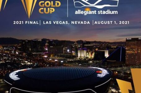 Las Vegas to host the Concacaf Gold Cup Final