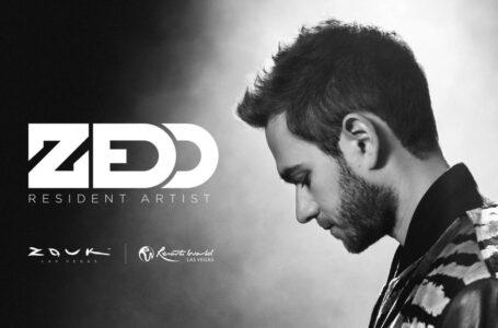 Zedd to be Resorts World's First Resident DJ
