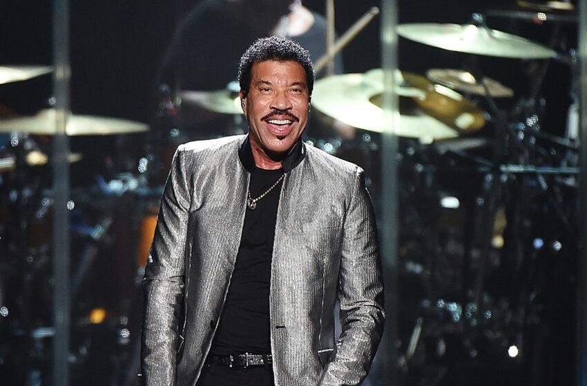 Lionel Richie: Back to Las Vegas
