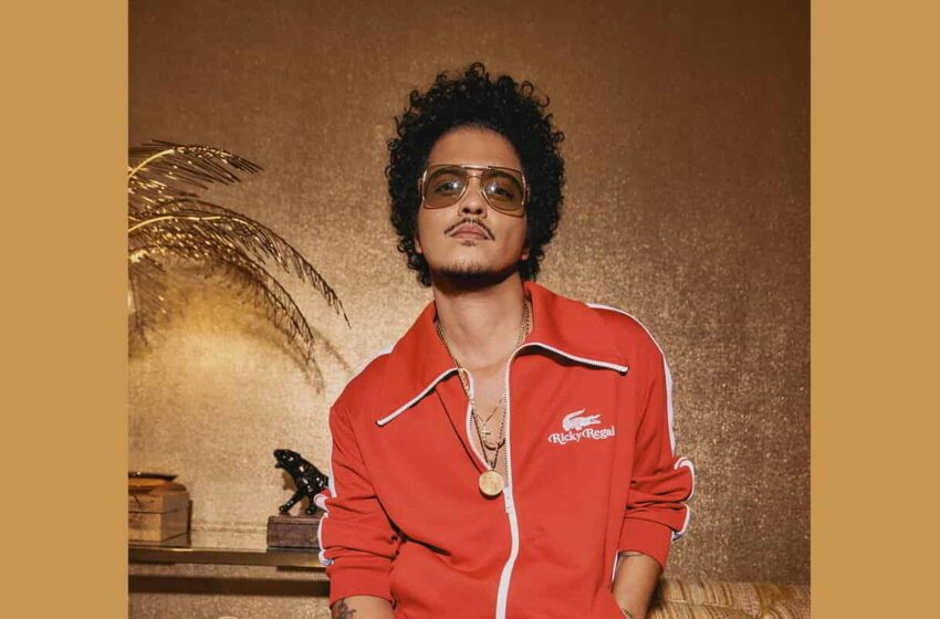 Bruno Mars Suite and Show Experience