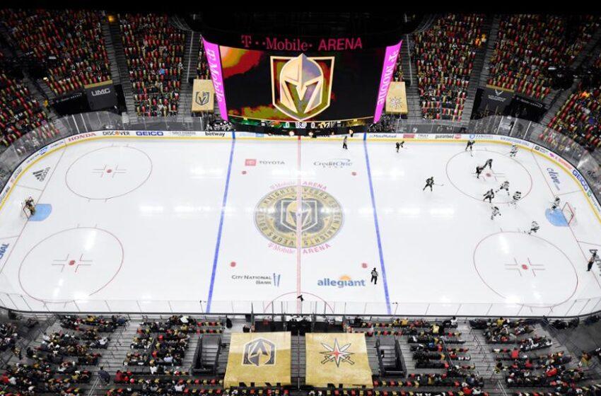 NHL All-Star Weekend 2022 In Las Vegas!